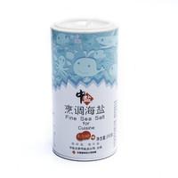 中盐 烹调海盐未加碘 350g