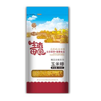 森王晶珍 玉米糁