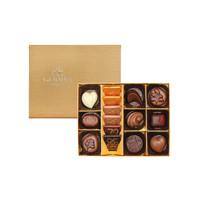 GODIVA 歌帝梵 金装精选巧克力礼盒 15颗装 (盒装、135g)