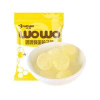 喔喔 水果硬糖 (袋装、蜂蜜柚子味、108g)
