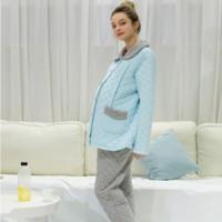 孕之彩 孕妇睡衣 哺乳月子服