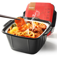 liangpinpuzi 良品铺子 自热小火锅 (盒装、470g)