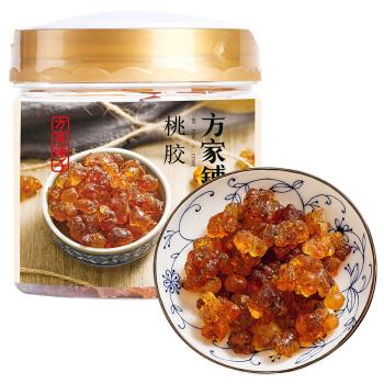 方家铺子 桃胶 (罐装、200g)