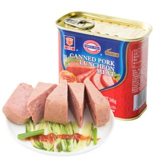 MALING 梅林 精制午餐肉罐头 340g