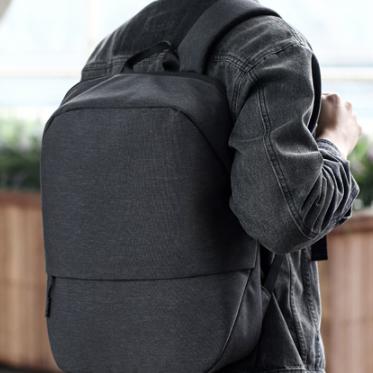 京造 极简主义都市双肩背包 14英寸-15.6英寸