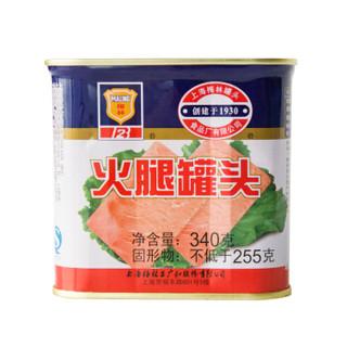MALING 梅林 火腿罐头 340g