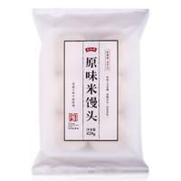 PLUS会员:缸鸭狗  宁波特产 原味米馒头 350g