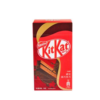 Nestlé 雀巢 Kitkat奇巧威化黑巧克力 146g
