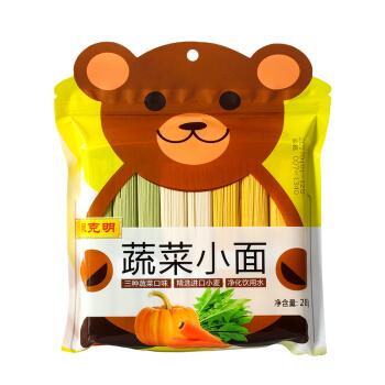 陈克明 蔬菜小面
