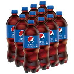 Pepsi  百事可乐 汽水碳酸饮料 1L*12瓶 *2件