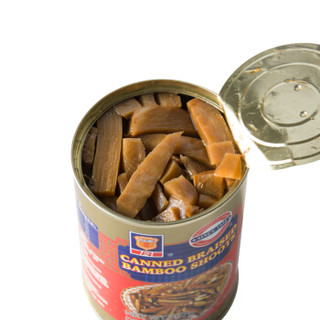 MALING 梅林 油焖笋罐头 397g
