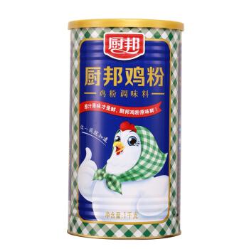 厨邦 鸡粉 1kg 罐装