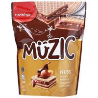 munchy's 马奇新新 榛子花生夹心威化饼干 150g