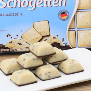 Mauxion 美可馨 小方块巧克力 100g (屑白冰淇淋味)