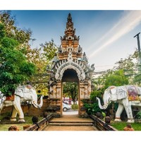 亚航新航线! 北京往返泰国清迈含税机票