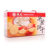 KHONG GUAN 康元 早餐饼干 (盒装、1000g)