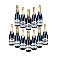 PASSION 芭翠提 纯黑无醇气泡酒 (瓶装、750ml*12)