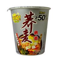 Want Want 旺旺 哎呦 荞麦米面 日式味噌 85g