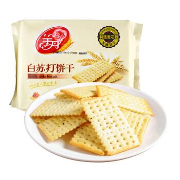 美丹 白苏打饼干 300g