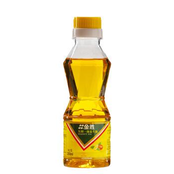 KINGSHARE 金胜 鲜油坊 压榨一级 花生油 200ml