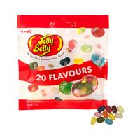 JELLY BELLY 吉力贝 水果软糖 (袋装、什锦味、70g)