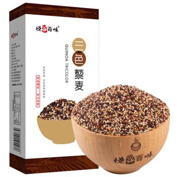 悦谷百味  三色藜麦米 455g