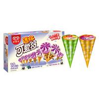 和路雪 迷你可爱多 蓝莓酸奶口味  冰淇淋 20g*10支