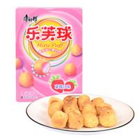 Tingyi 康师傅 乐芙球草莓 (盒装、60g)