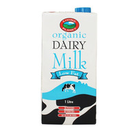 Living Planet 生机谷 有机低脂牛奶 1L