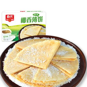 CHUNGUANG 春光 椰香薄饼 (盒装、原味、150g)