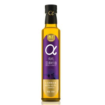 XIWANG 西王 智利多 有机亚麻籽油 250ml