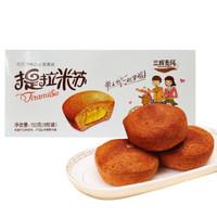 三辉麦风 提拉米苏夹心蛋糕 (盒装、150g)