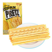 glico 格力高 百力滋饼干 (盒装、玉米味、36g)
