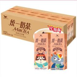 统一 奶茶 巧克力味 250ml*24盒 *5箱