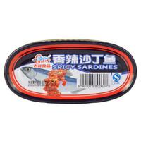 GuLong 古龙 鱼罐头