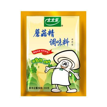 太太乐 蘑菇精 调味料 200g/袋