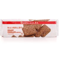 KHONG GUAN 康元 朱古力饼干 (袋装、200g)