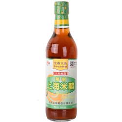 宝鼎天鱼 上海米醋500ml *9件