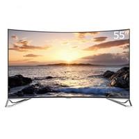 FFALCON 雷鸟 I55C-UI 55英寸 4K 曲面 液晶电视