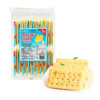 每日生机 苏打饼干 (袋装、奶盐味、540g)