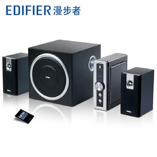 双11预售 : Edifier 漫步者 C2X 2.1声道 多媒体音箱