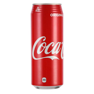 Coca Cola 可口可乐 碳酸饮料 (罐装、500ml*6)