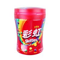DOUBLEMINT 绿箭 彩虹糖 原果味 120g