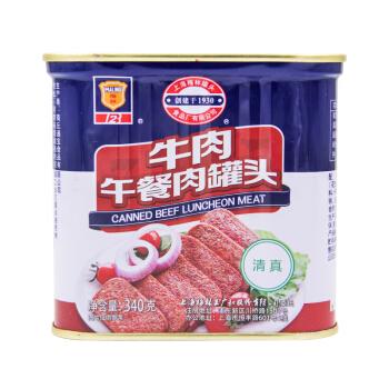 MALING 梅林 牛肉午餐肉罐头 听装 340g