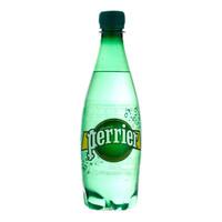 Perrier 巴黎水 含气天然矿泉水 500ml