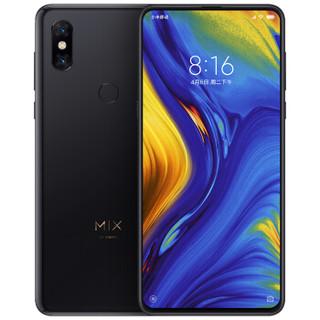 MI 小米 MIX 3 智能手机 黑色 8GB 128GB