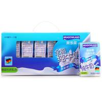 Meadowland 美多莱 全脂牛奶 250ml*12盒
