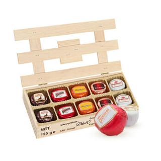 DUCDO 迪克多 木盒酒芯巧克力 (125g)