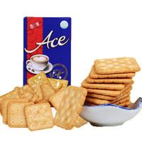 海太 咸味薄脆苏打饼干 (盒装、218g)