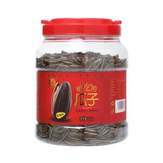 鹭珍 焦糖味瓜子 (罐装、628g)